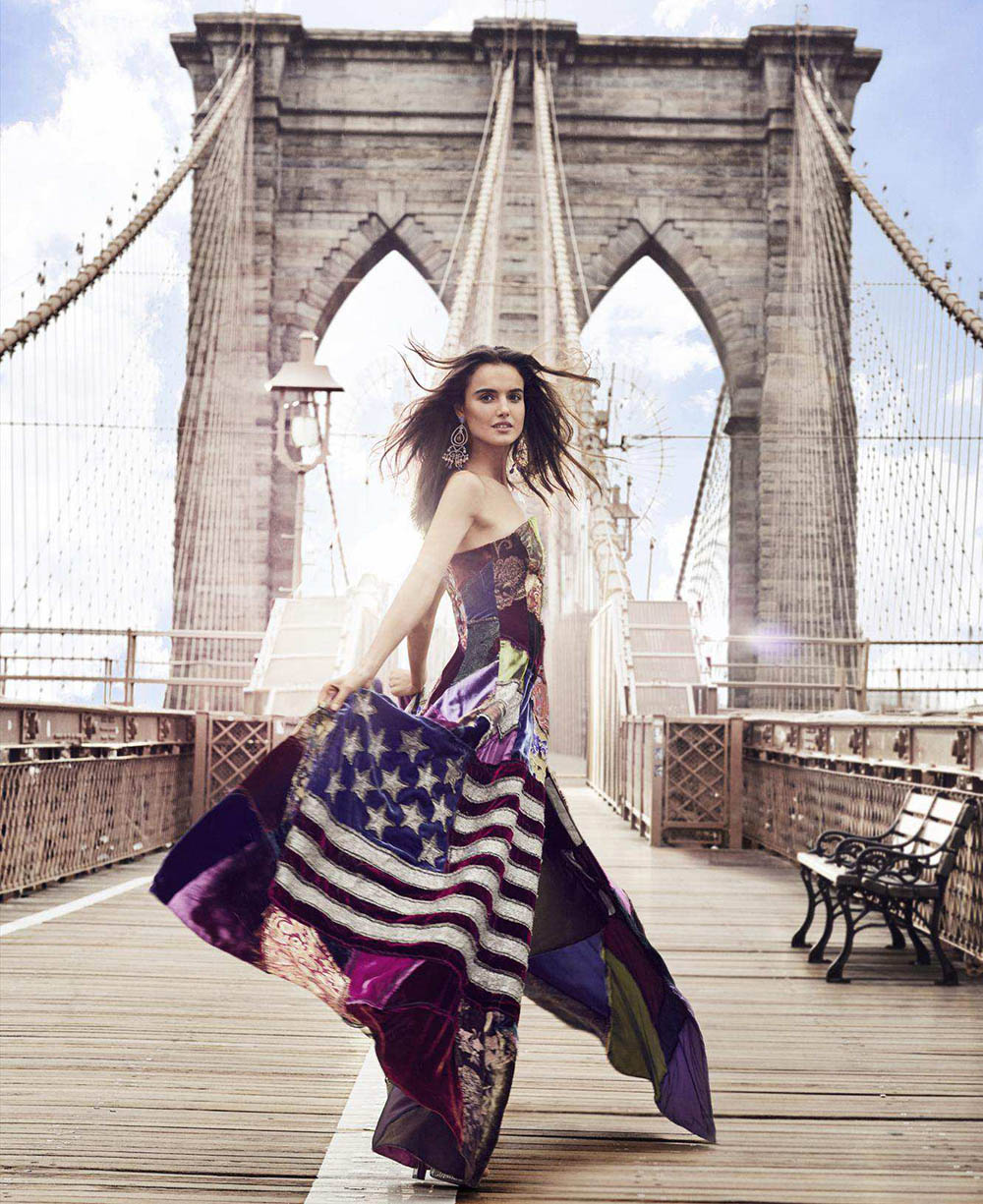 ''American Dream'' by Alexi Lubomirski for Harper's Bazaar US September 2018