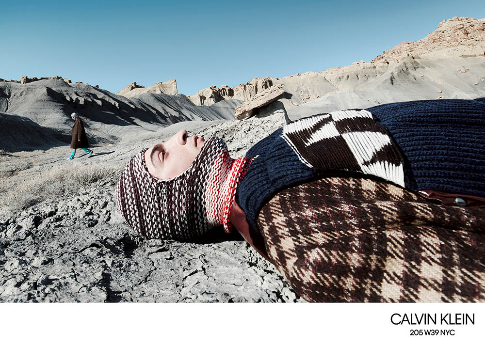 Calvin Klein 205W39NYC Fall Winter 2018 Campaign