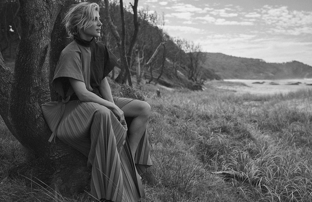 Elsa Pataky by Jake Terrey for Vogue Spain August 2018