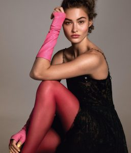 Grace Elizabeth by Christian MacDonald for WSJ. Magazine August 2018