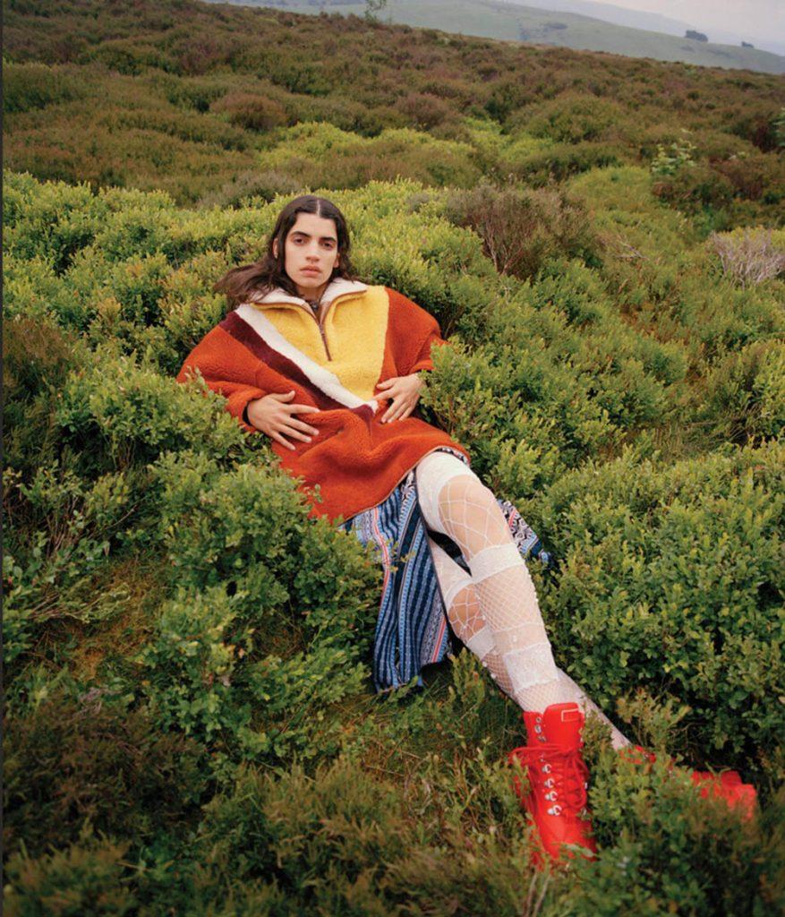 Irene Guarenas by Nadine Ijewere for WSJ. Magazine August 2018