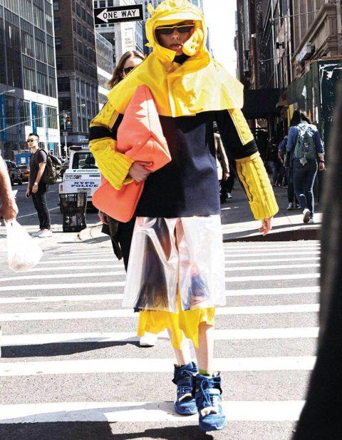 Kiki Willems by Daniel Jackson for Vogue Japan August 2018