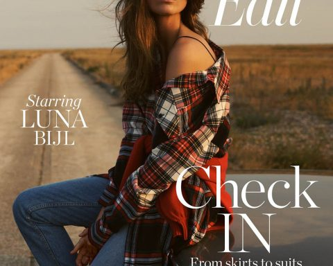 Luna Bijl covers Porter Edit August 10th, 2018 by Rory Payne