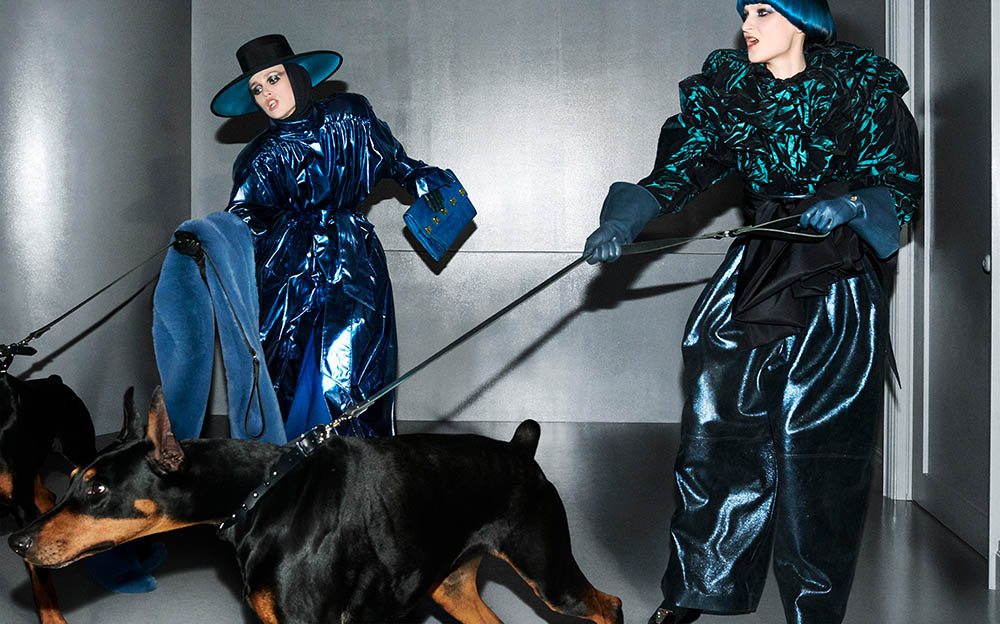 Marc Jacobs Fall Winter 2018 Campaign