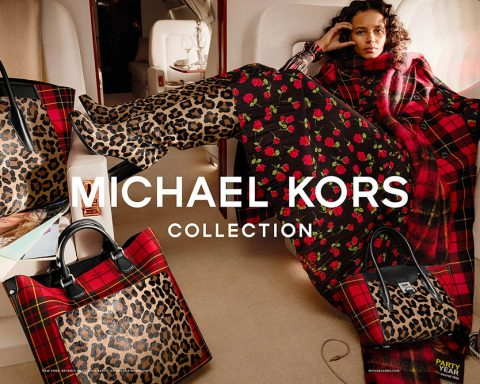 Michael Kors Collection Fall Winter 2018 Campaign