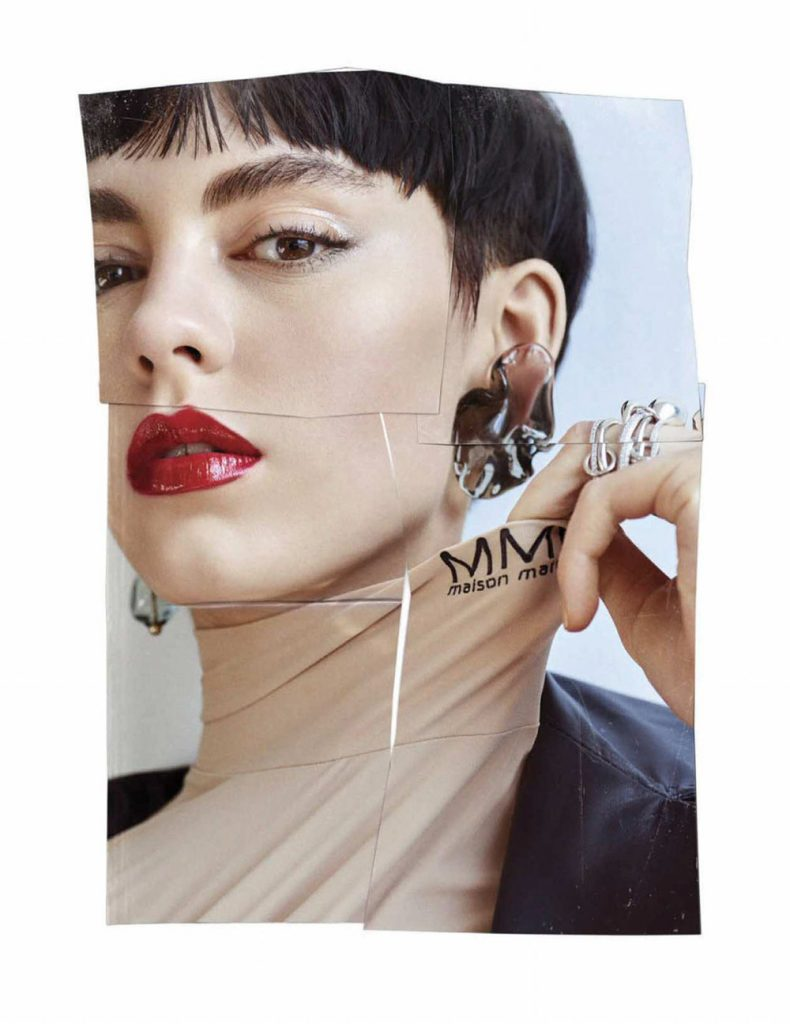 Ninouk Akkerman by Raf Stahelin for Vogue Latin America August 2018