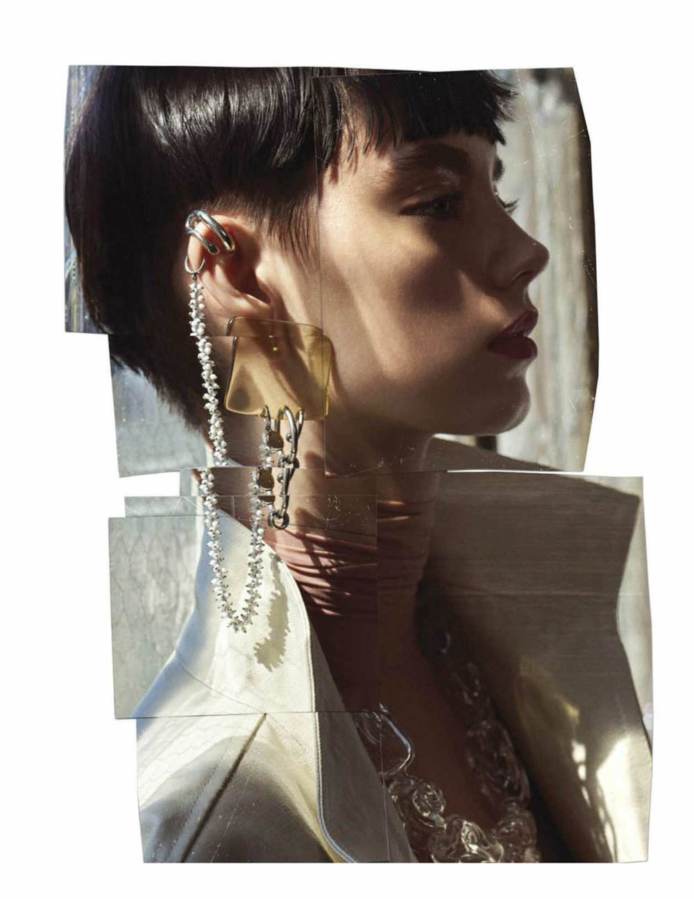 Ninouk Akkerman by Raf Stahelin for Vogue Latin America August 2018