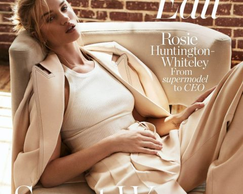 Rosie Huntington-Whiteley covers Porter Edit August 24th, 2018 by Zoey Grossman