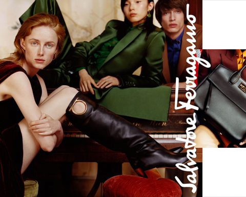 Salvatore Ferragamo Fall Winter 2018 Campaign