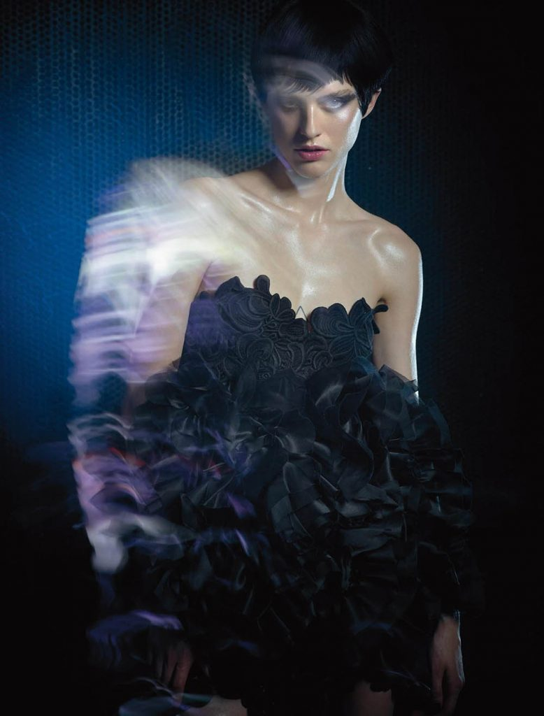 Sarah Brannon by Warren du Preez & Nick Thornton Jones for Numéro August 2018