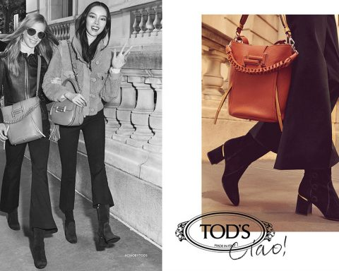 Tod's Fall Winter 2018 Campaign