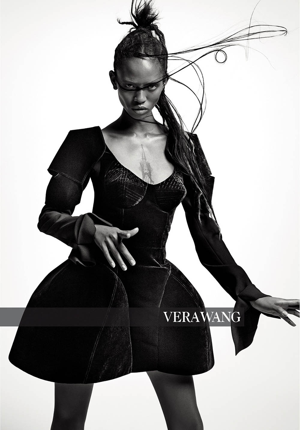 Vera Wang Fall Winter 2018 Campaign