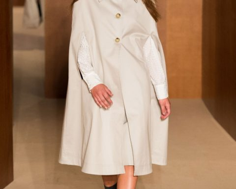 ALEXACHUNG Spring Summer 2019 – London Fashion Week