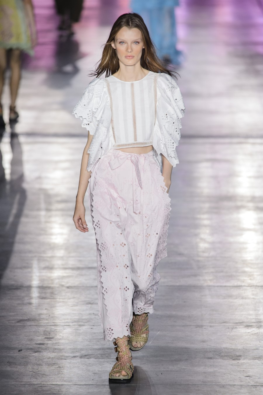 Alberta Ferretti Spring Summer 2019 – Milan Fashion Week