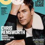 Chris Hemsworth covers GQ USA September 2018 by Alasdair McLellan