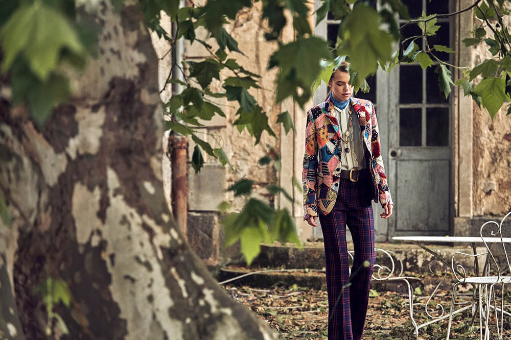 Clementine Balcaen and Masha Skokova by Craig McDean for W Magazine Volume 4 2018