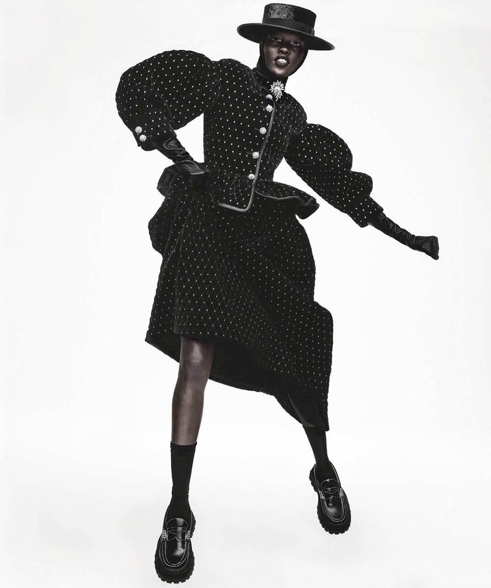 Grace Bol by Jason Kibbler for Vogue Australia September 2018
