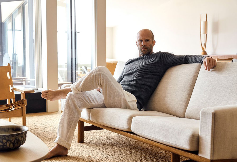 Jason Statham covers GQ Germany and GQ Spain September 2018 by Daniel Smith