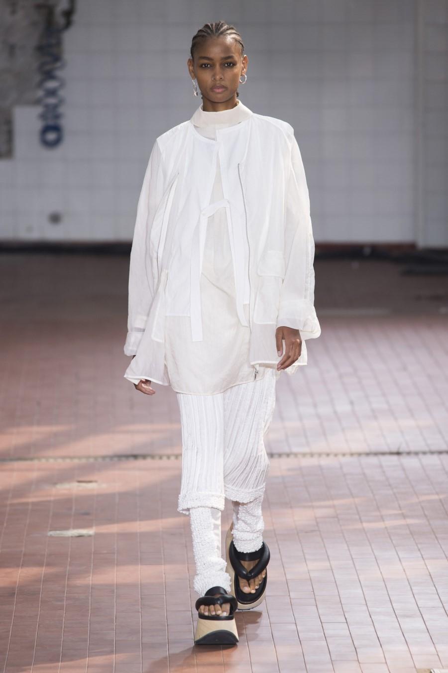 Jil Sander Spring Summer 2019 – Milan Fashion Week