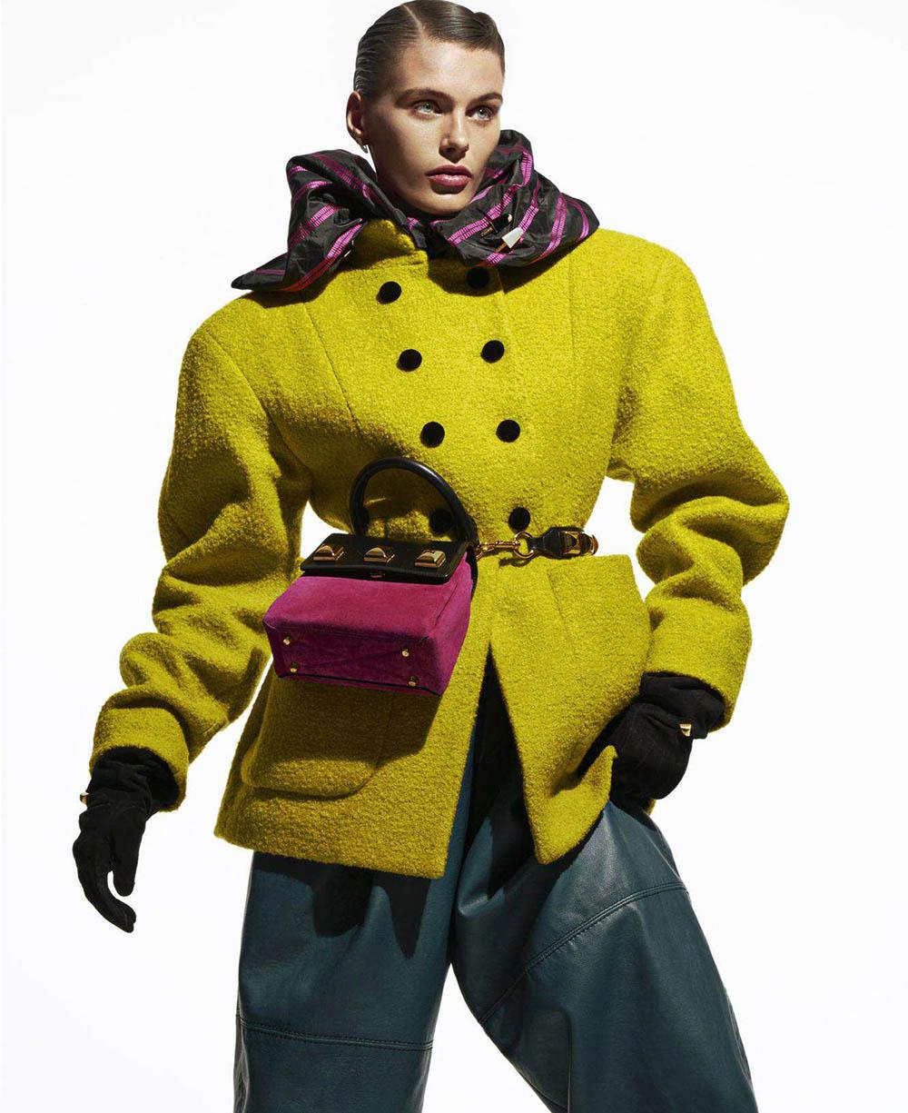 Madison Headrick by Sebastian Kim for Harper's Bazaar US September 2018