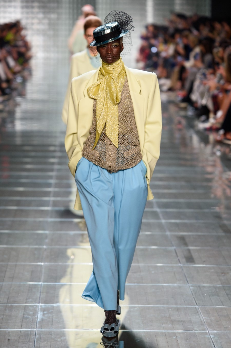 Marc Jacobs Spring Summer 2019 - New York Fashion Week