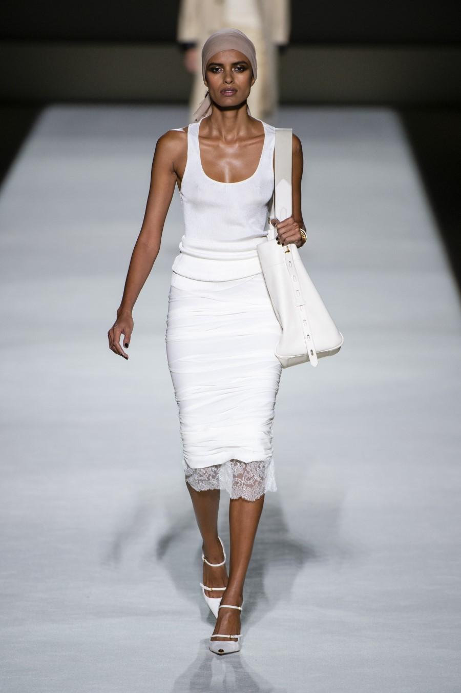 Tom Ford Spring Summer 2019 – New York Fashion Week