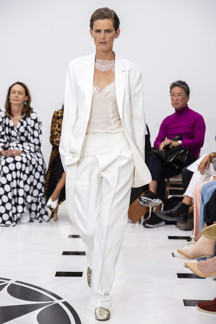 Victoria Beckham Spring Summer 2019 – London Fashion Week