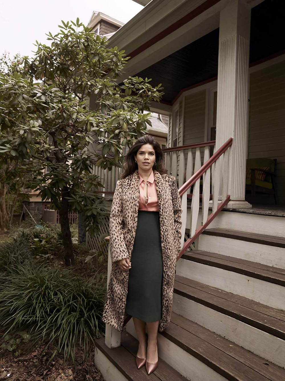 America Ferrera covers Porter Edit October 5th, 2018 by Yelena Yemchuk