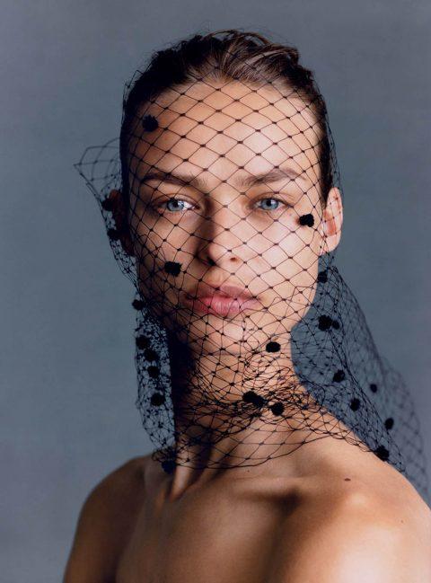 Birgit Kos by Paul Wetherell for Vogue Japan November 2018