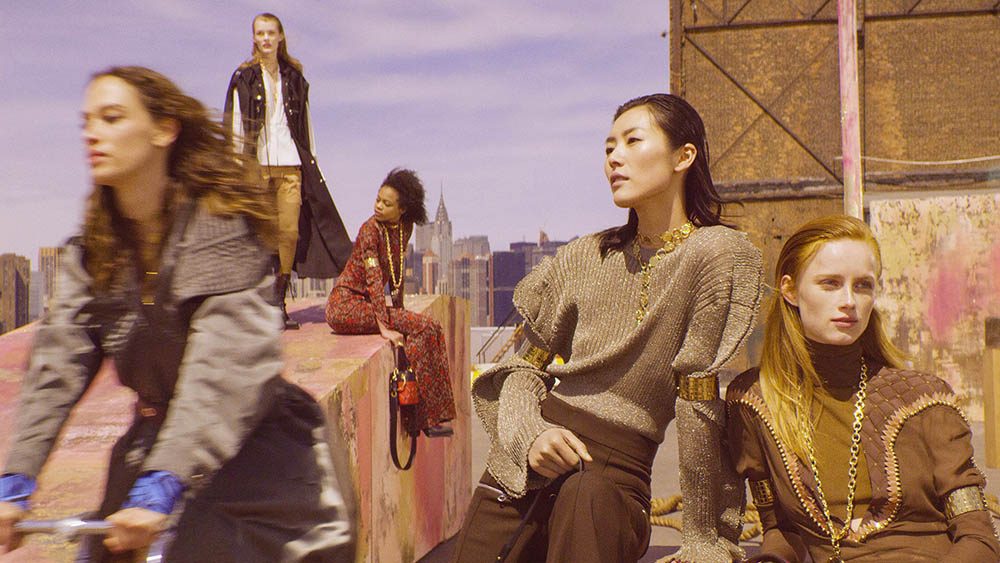 Chloé Fall Winter 2018 Campaign