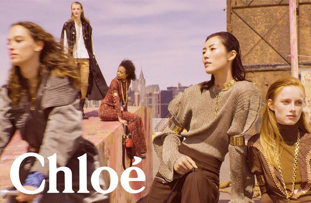 Chloé Fall Winter 2018 Campaign