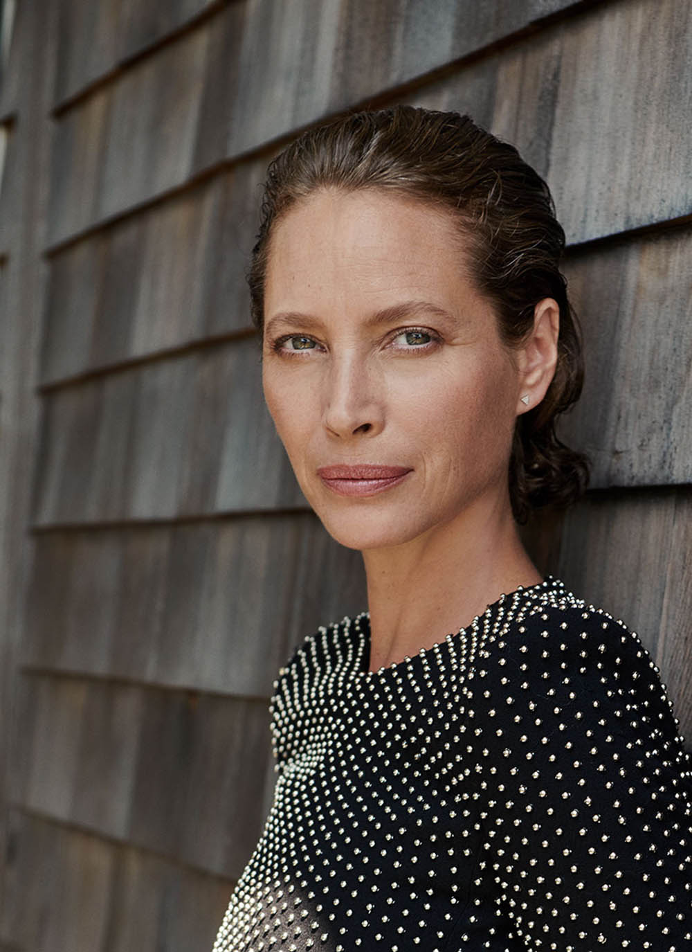 Christy Turlington covers C Magazine October 2018 by Pamela Hanson