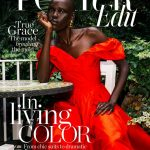 Grace Bol covers Porter Edit October 19th, 2018 by Mehdi Lacoste