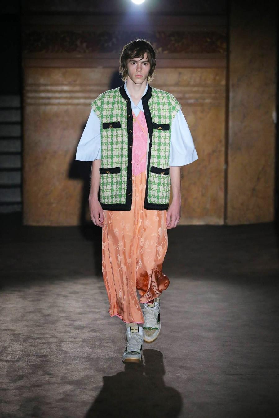 Gucci Spring Summer 2019 – Paris Fashion Week