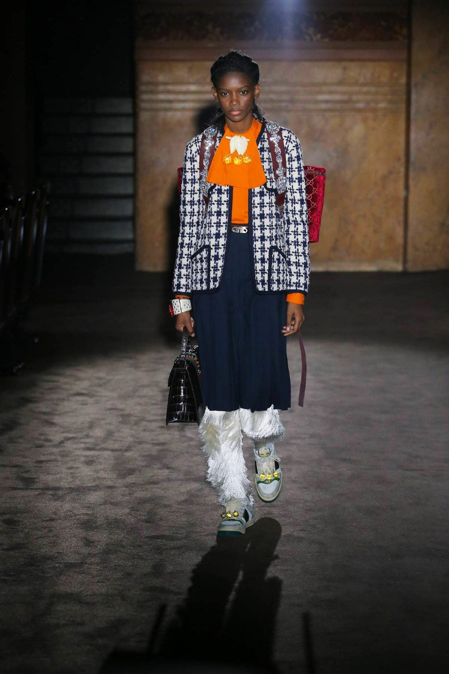 Gucci Spring Summer 2019 – Paris Fashion Week