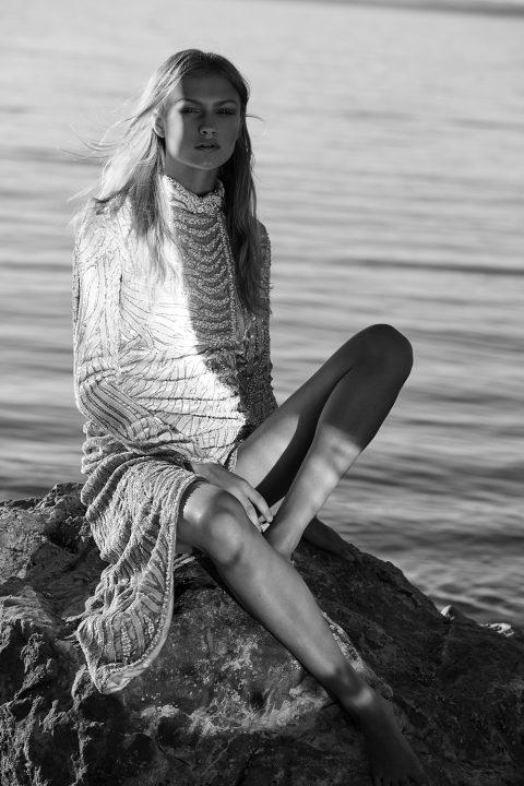 Harriet Longhurst by Kate Davis-Macleod for Harper's Bazaar Kazakhstan October 2018