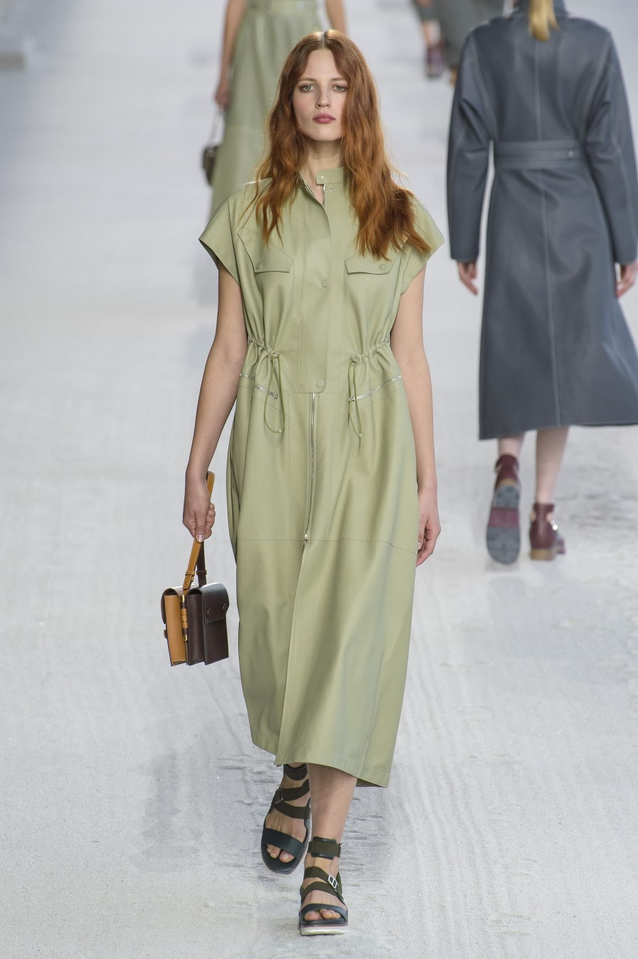 Hermès Spring Summer 2019 - Paris Fashion Week