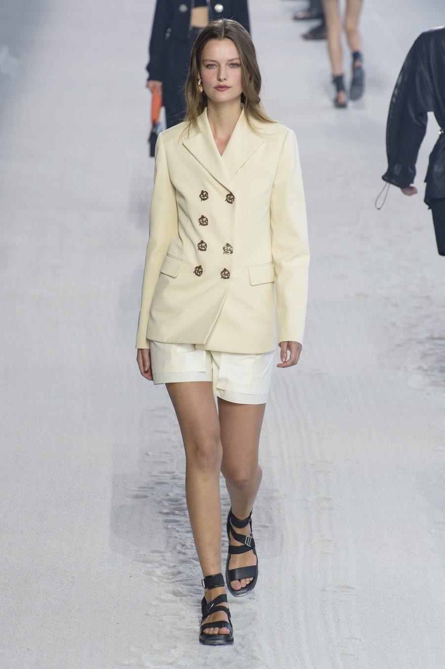 Hermès Spring Summer 2019 - Paris Fashion Week