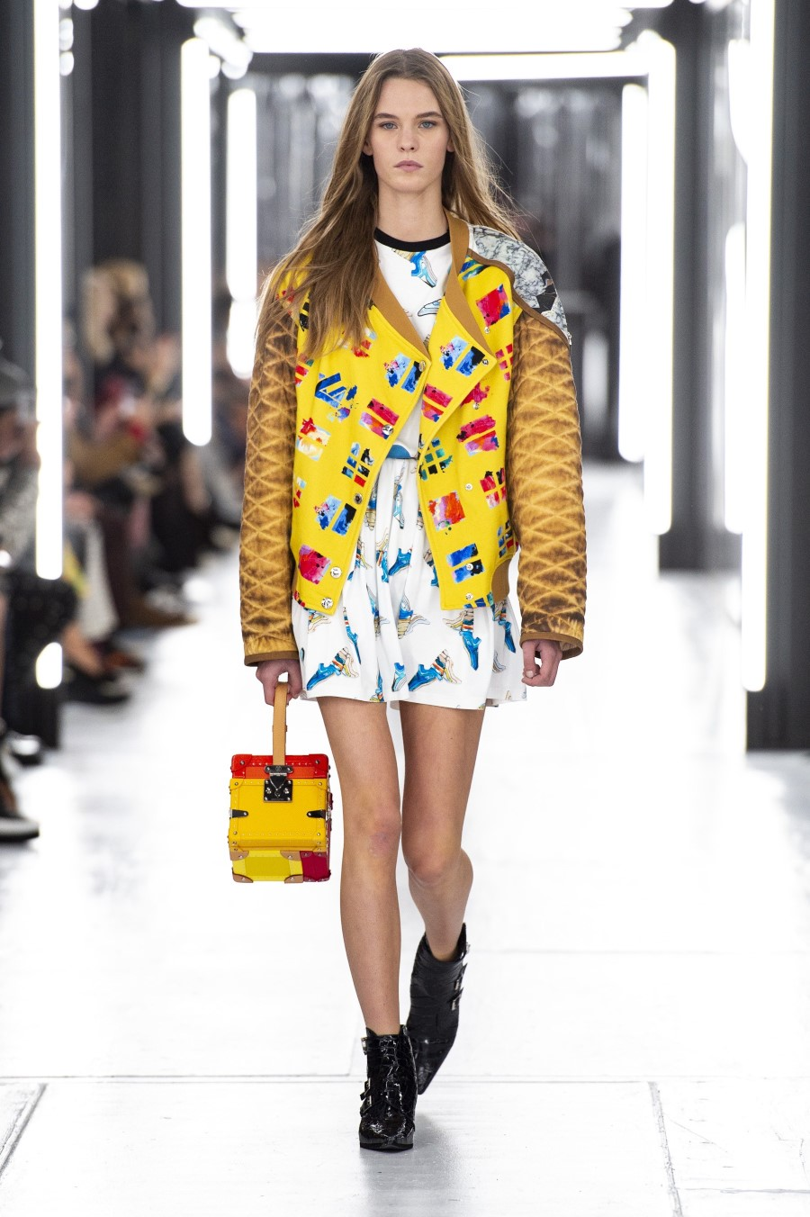 Louis Vuitton Spring Summer 2019 – Paris Fashion Week