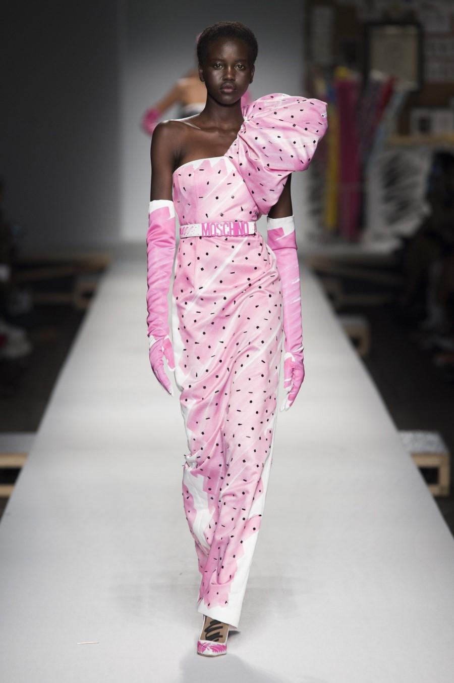 Moschino Spring Summer 2019 – Milan Fashion Week