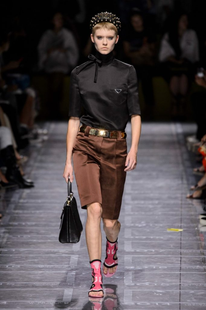 Prada Spring Summer 2019 – Milan Fashion Week