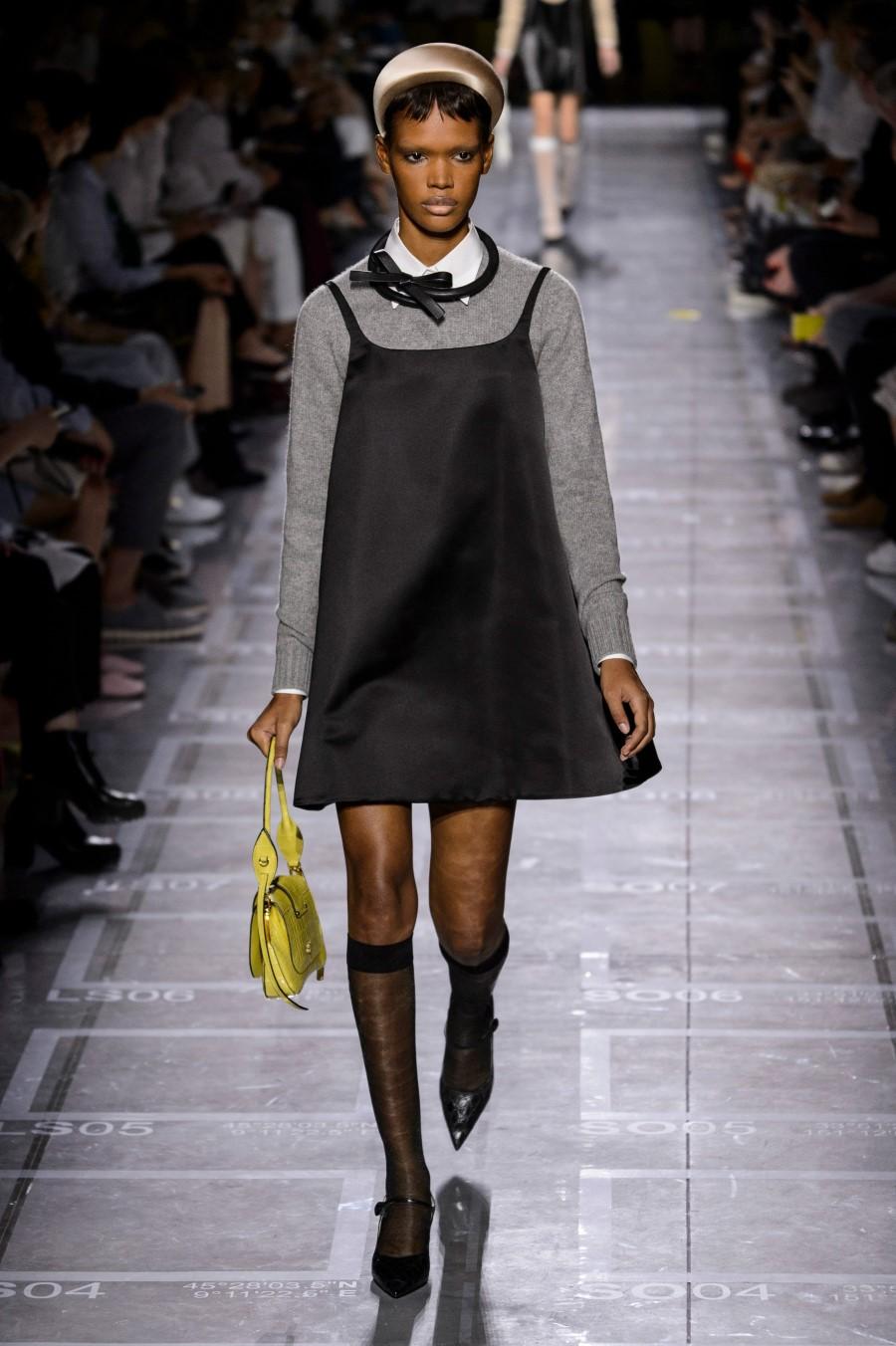 Prada Spring Summer 2019 – Milan Fashion Week