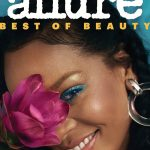 Rihanna covers Allure US October 2018 by Nadine Ijewere