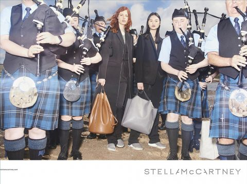 Stella McCartney Fall Winter 2018 Campaign