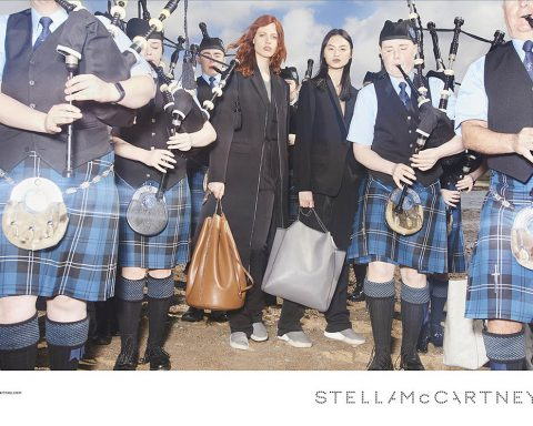 Stella McCartney Fall Winter 2018 Campaign