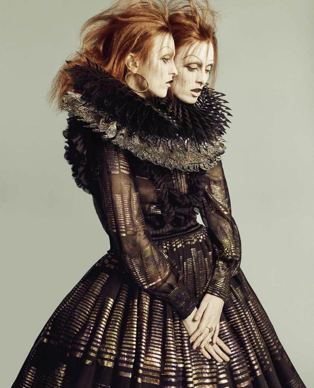 ''Una Canzone'' by Luigi & Iango for Vogue Italia October 2018
