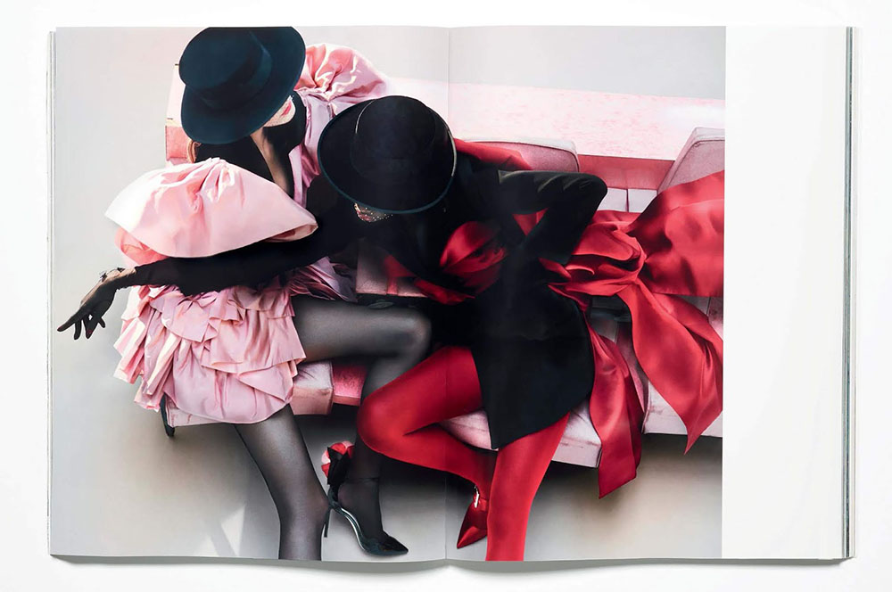 ''Under the Influence of Yves Saint Laurent'' by Nick Knight for AnOther Magazine Fall Winter 2018