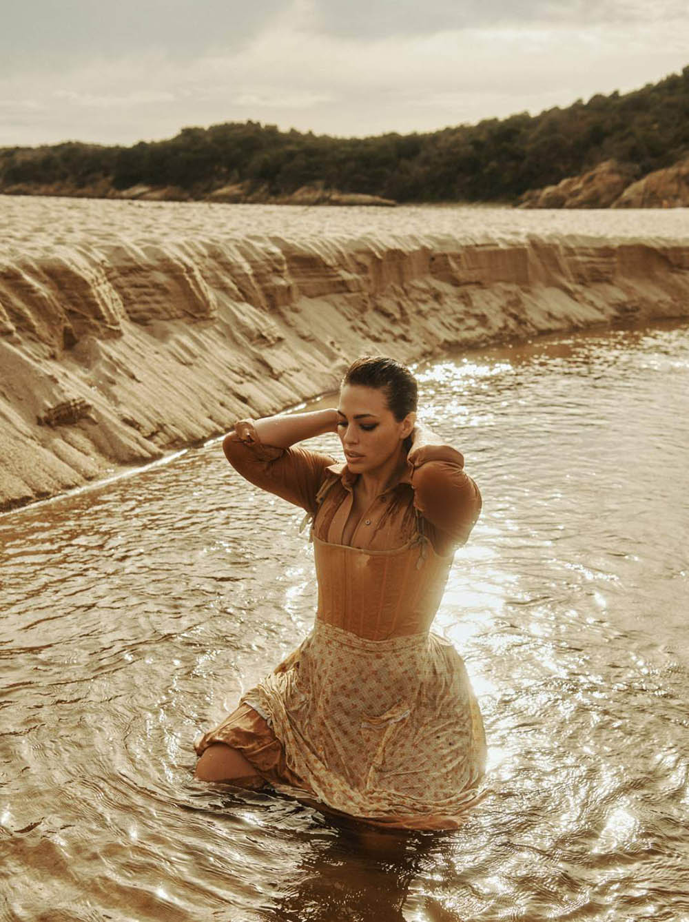 Ashley Graham by Lachlan Bailey for Vogue Paris November 2018