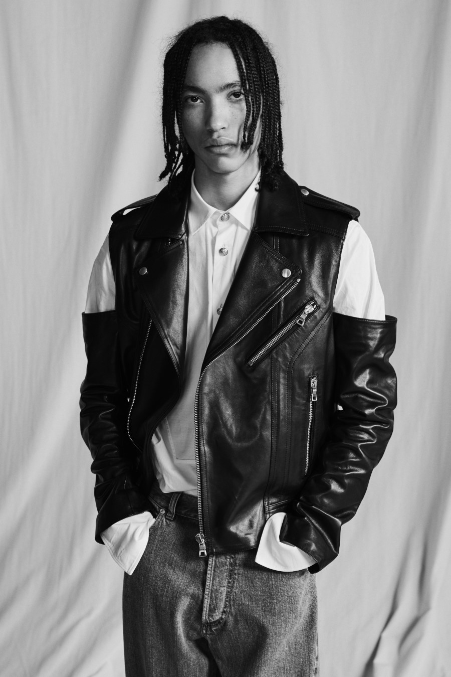 Balmain Homme Pre-Fall 2019 Lookbook