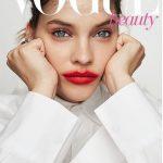 Barbara Palvin by Zoltan Tombor for Vogue Taiwan November 2018